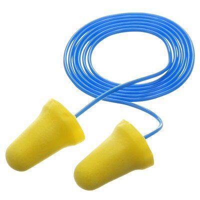Bouchons d'oreilles EZFIT avec corde